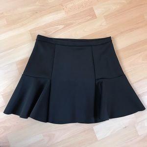 Cotton On Fun Black Flare Skirt